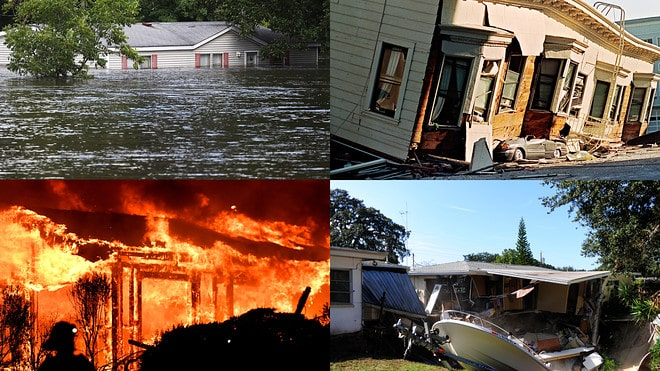 Home Damage or Loss insurance
